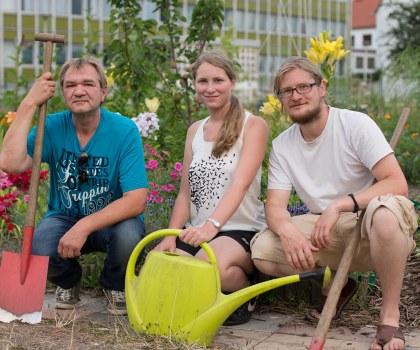 Interkultureller Garten Magdeburg