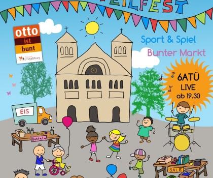 4. Neustädter Stadtteilfest am 9. Juni