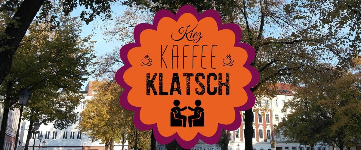 Kiez Kaffee Klatsch: Die Zukunft der Neustadt mitgestalten