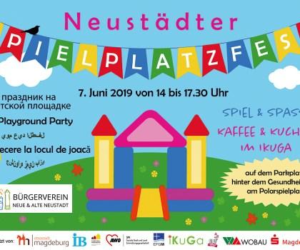 Neustädter Spielplatzfest