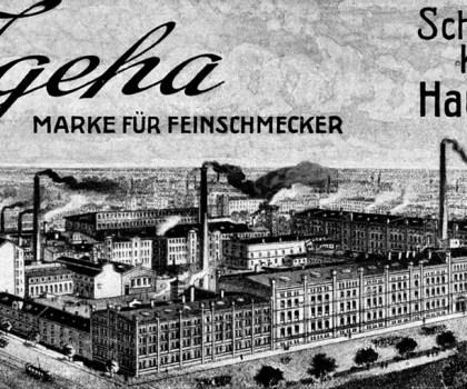 Die Schokoladenfabrik Johann Gottlieb Hauswaldt