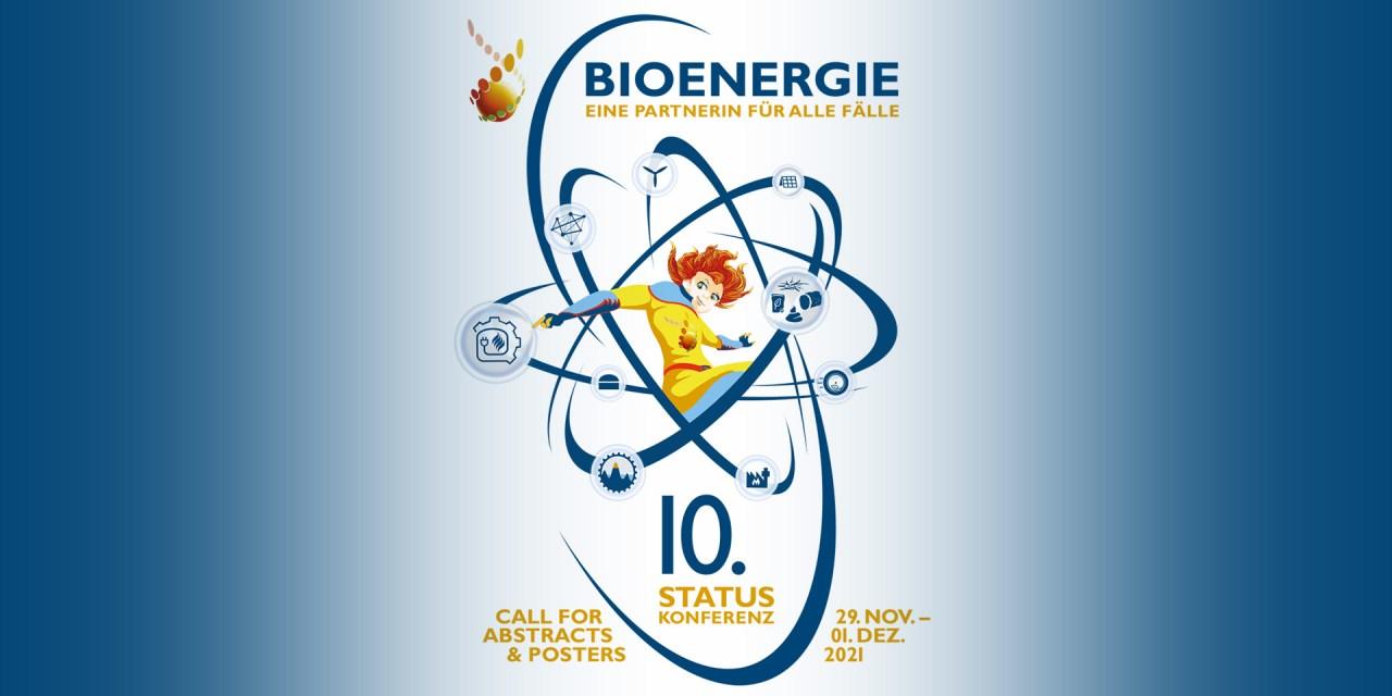 10. Statuskonferenz BMWi-Forschungsnetzwerk: Bioenergie – Eine Partnerin für alle Fälle
