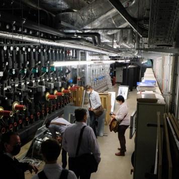 Umbau der Wärmeversorgung und Energieverteilung
