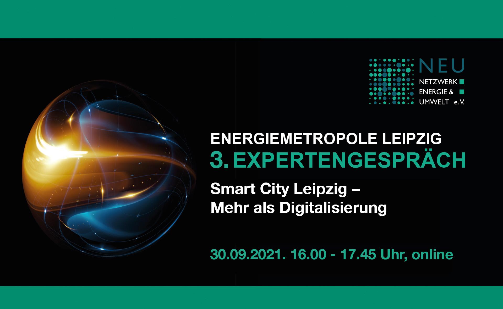 3. Expertengespräch - Smart City Leipzig