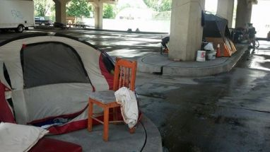 Expressway Homeless