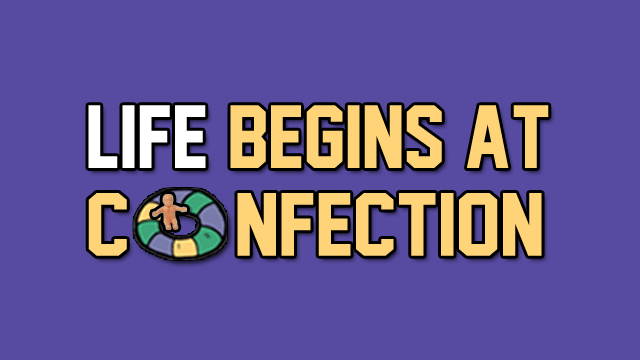 Life begins at confection - Save the king cake babies of New Orleans