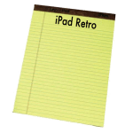 iPad Retro
