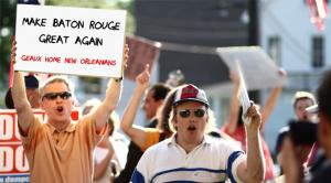 "Baton Rouge rescinds ""Sanctuary City"" status, set to deport New Orleanians"