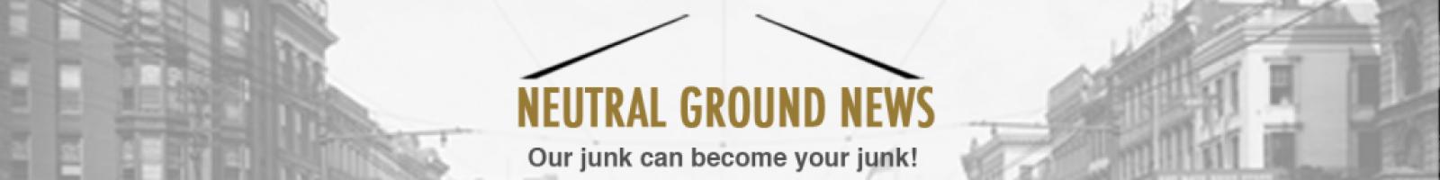 Neutral Ground News Junk Store