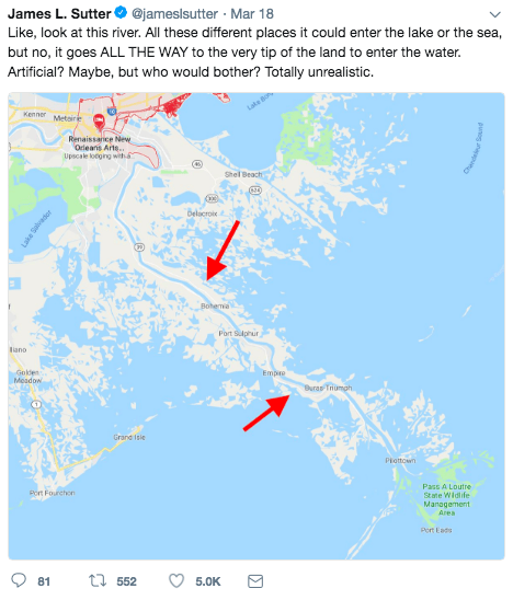 """Game developer says """"crappy"""" map of New Orleans way too crappy, even for fantasy world"""