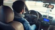 Uber driver assures passengers it isn't his real job