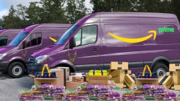 Amazon trucks rolling to save Mardi Gras with Krewe of Packages - New Orleans news - Neutral Ground News