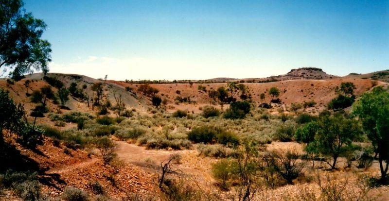 Henbury Meteorites Conservation Reserve, Alice Springs