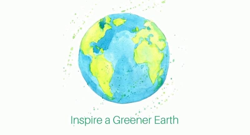Inspire a Greener Earth - Neutrino Burst