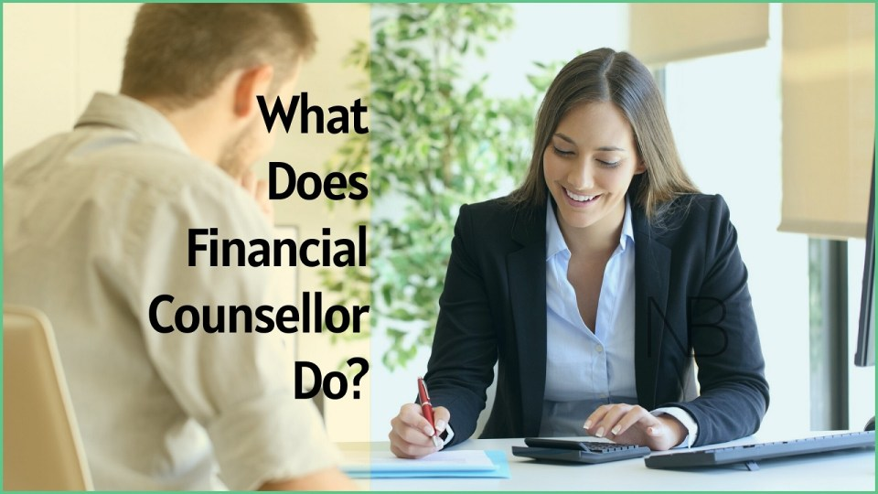 What does financial counselor do - Neutrino Burst!