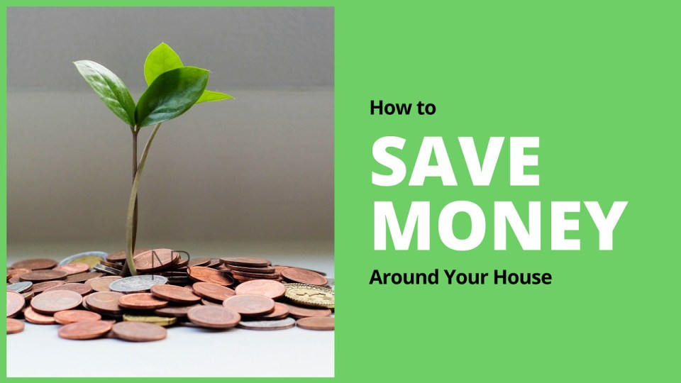 How to save money around the house - Neutrino Burst!
