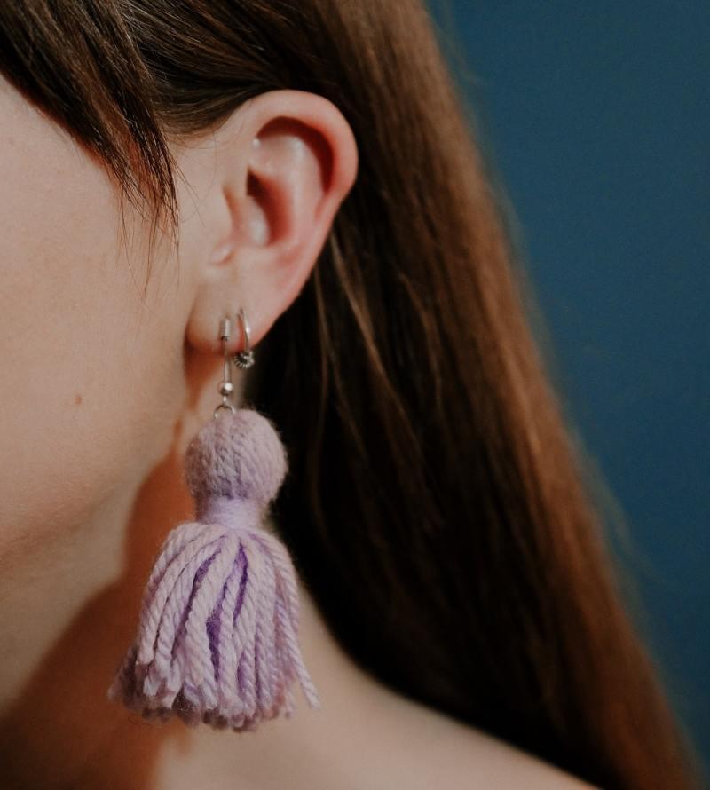 eco-friendly earring
