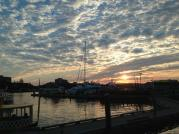 Sunset in Victoria
