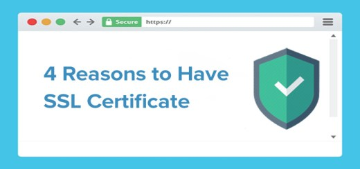 SSL Certificate Web Security