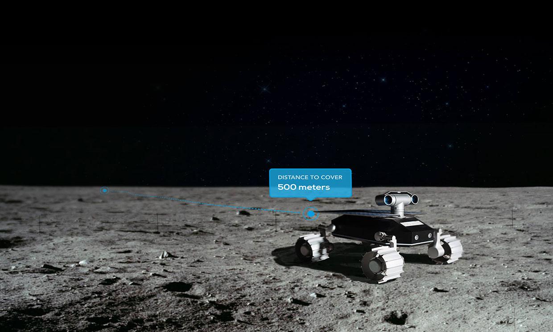ECA rover