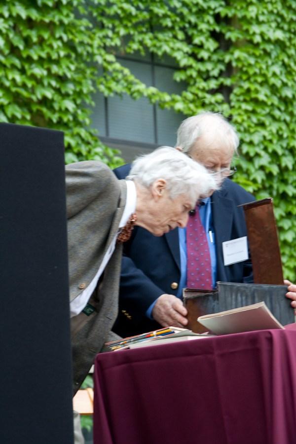 Enrico Fermi Time Capsule Opening On the Neutron Trail