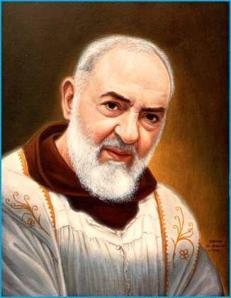 Padre Pio Priere De Protection : padre, priere, protection, Prière, L'intercession, Padre