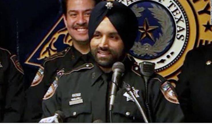 In Memory of Deputy Sheriff Deputy Sheriff Sandeep Dhaliwal,