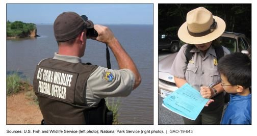GAO Sites Anti-Government Ideologies As Driving Threats To Federal Land Management Employees