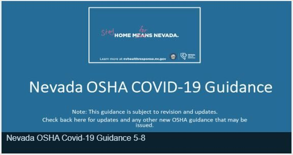 OSHA Virus Enforcement Clarified