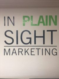 In Plain Sight Sign