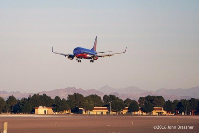 McCarran Plan Landing