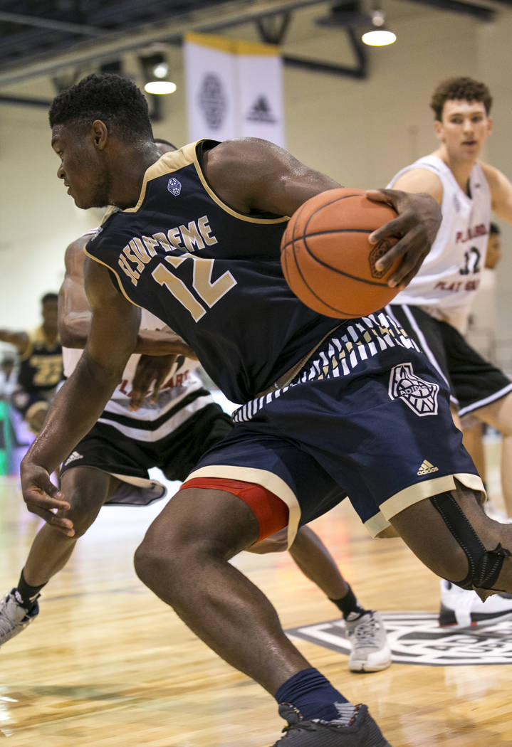 Notes Nations No 2 Recruit Zion Williamson Puts On A
