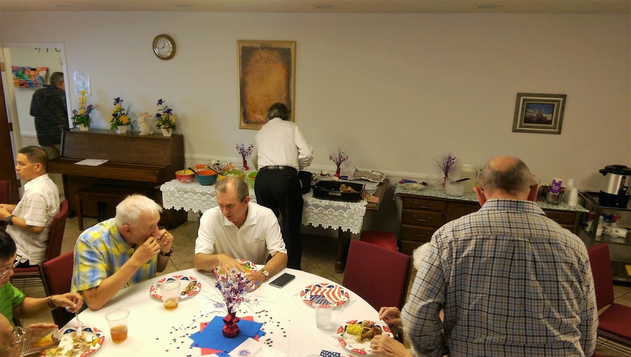 July 2017 Southern Clergy Luncheon