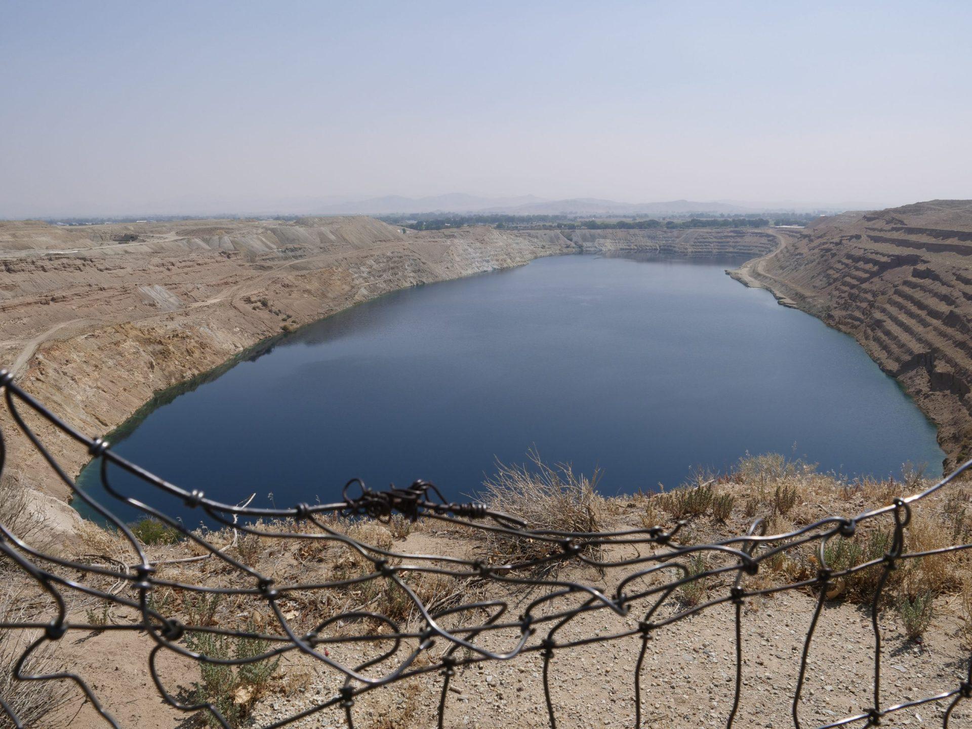 Anaconda copper mine. Image: Bob Conrad, Nevada State News.