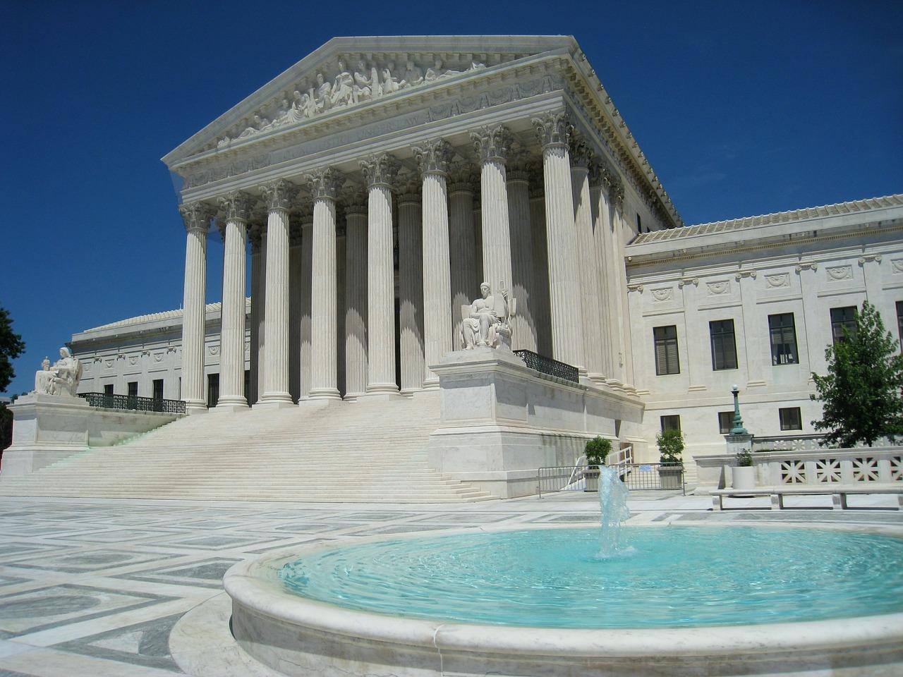 U.S. Supreme Court image: Pixabay