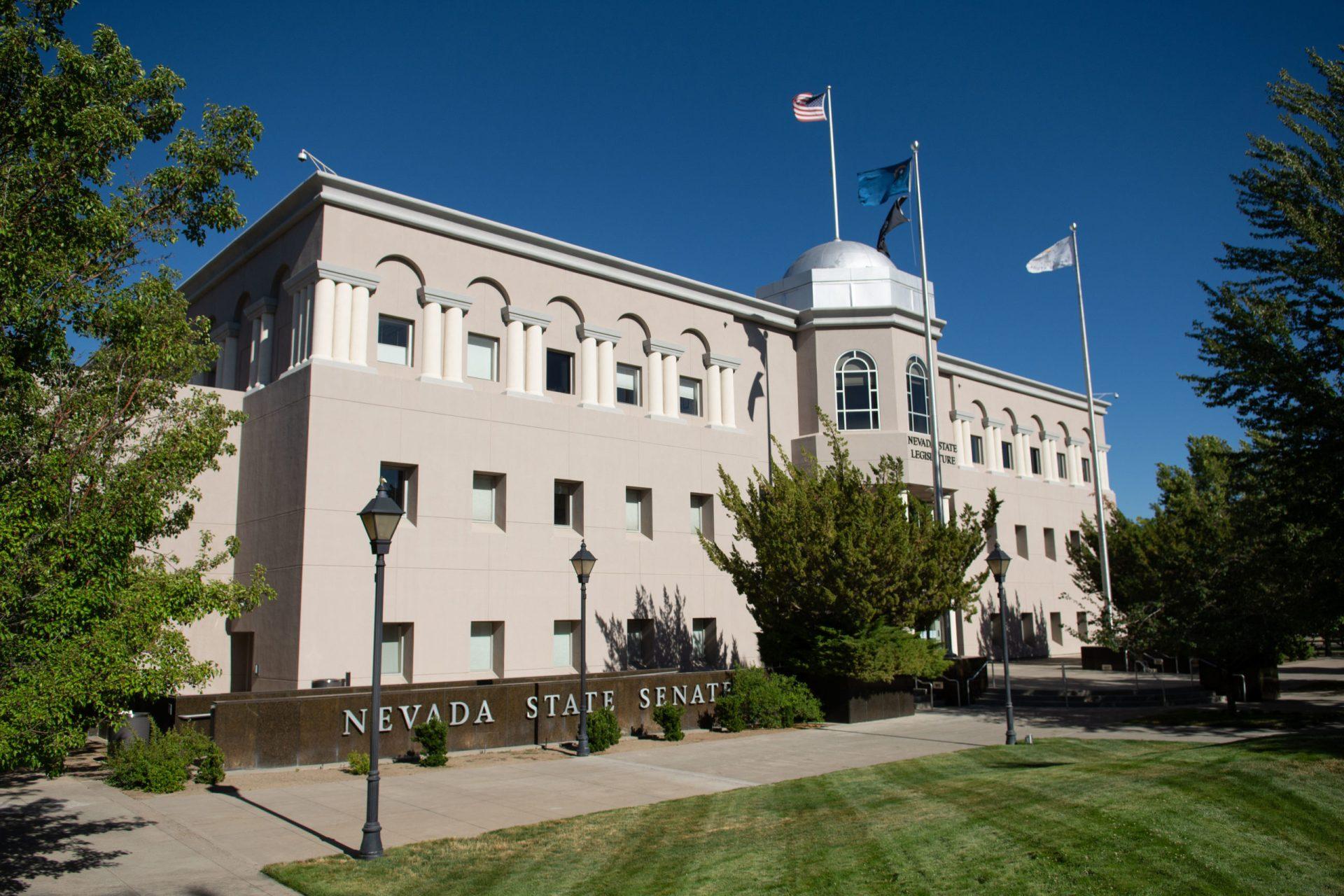 Nevada State Senate Building