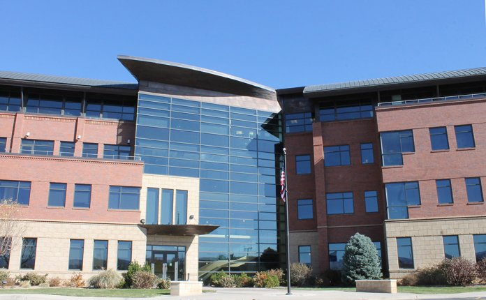 This office building in Grand Junction, CO is the new headquarters for the U.S. Bureau of Land Management. Existing tenants in the building include Chevron and the Colorado Oil and Gas Association. (Photo: BLM)