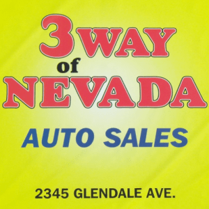 3-Way of Nevada Auto Sales