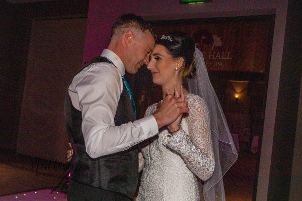 first dance bride groom Ramside