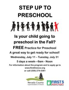 2018 Kindergarten Registration Dates
