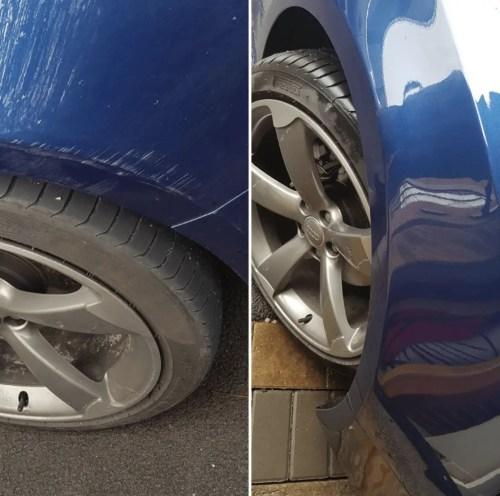 Never Scratch™️ Car Scratch Repair photo review