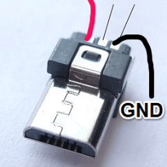 Plug In Wiring Diagram 3ph Motor Micro Usb Pinout Because Everything Is Terrible Never Stop Power
