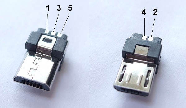 Micro Usb Pinout Because Everything Is Terrible
