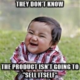 Sell itself
