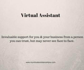 Virtual Assistant |neveralonemom.com