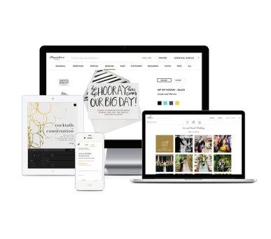 Paperless Post | neveralonemom.com