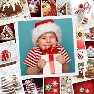Christmas cards with PhotoMania | neveralonemom.com