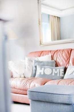 Throw pillows   neveralonemom.com