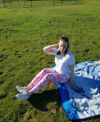 Tie dye joggers from Femme Luxe | http://femmeluxe.co.uk/