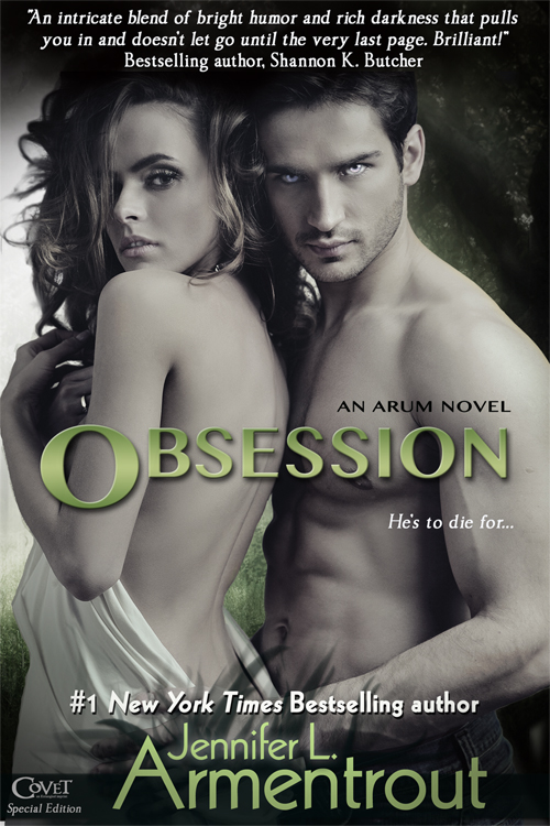 Obsession Cover Reveal